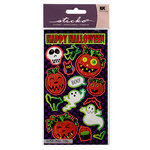 EK Success - Sticko Seasonal Stickers - Ghostly Halloween