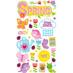 EK Success - Sticko Classic Stickers - Spring Showers
