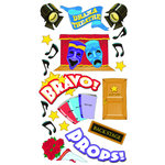 EK Success - Sticko Classic 58 Stickers - Drama Theater