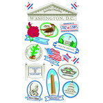 EK Success - Sticko Classic 58 Stickers - Washington DC