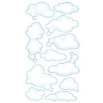 EK Success - Sticko Classic 58 Stickers - Cloud Caption