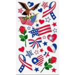 EK Success - Sticko Patriotic Collection - Stickers - The Patriot
