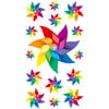 EK Success - Sticko Sparkler Stickers - Pinwheels