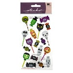 EK Success - Sticko Seasonal Stickers - Halloween Goodies