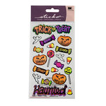 EK Success - Sticko Seasonal Stickers - Scary Halloween Icons