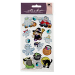 EK Success - Sticko Seasonal Stickers - Halloween Friends