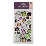 EK Success - Sticko Seasonal Stickers - Friendly Halloween