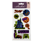 EK Success - Sticko Seasonal Stickers - Ghoulish Halloween