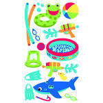 EK Success - Sticko Sparkler Stickers - Kids Summer Fun