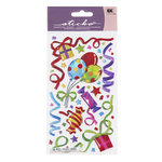 EK Success - Sticko Sparkler Stickers - Party Goods