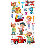 EK Success - Nickelodeon Collection - Classic Stickers - Handy Manny