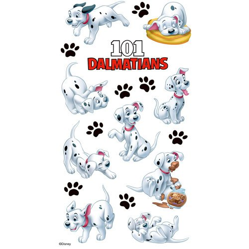 EK Success - Disney Collection - Classic Stickers - 101 Dalmations