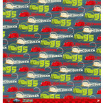 EK Success - Disney Collection - Cars 2 - 12 x 12 Paper - Lightning McQueen 95