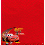 EK Success - Disney Collection - Cars 2 - 12 x 12 Paper - Lightning McQueen