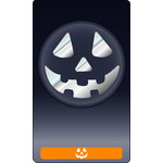 EK Success - Slim Profile - Large Punch - Jack O Lantern