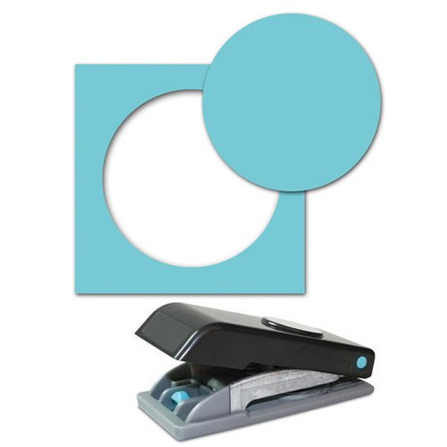 EK Success - Paper Shapers - Slim Profile - Large Punch - 2.25 Inch Circle