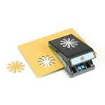 EK Success - Paper Shapers - Slim Profile - Large Punch - Dandelion Burst