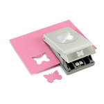 EK Success - Paper Shapers - Slim Profile - Large Punch - Butterfly