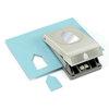 EK Success - Paper Shapers - Slim Profile - Large Punch - Flourish Tag