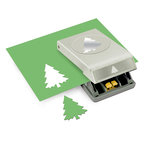EK Success - Paper Shapers - Slim Profile - Large Punch - Christmas Tree