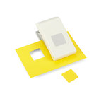 EK Success - EK Tools - Nesting Punch - 1 1/4 Inch Scallop Square