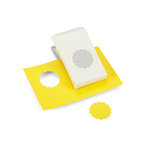 EK Success - EK Tools - Nesting Punch - 1 1/2 Inch Scallop Circle