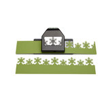 EK Success - Paper Shapers - Slim Profile - Large Edger Punch - Snowflake, CLEARANCE