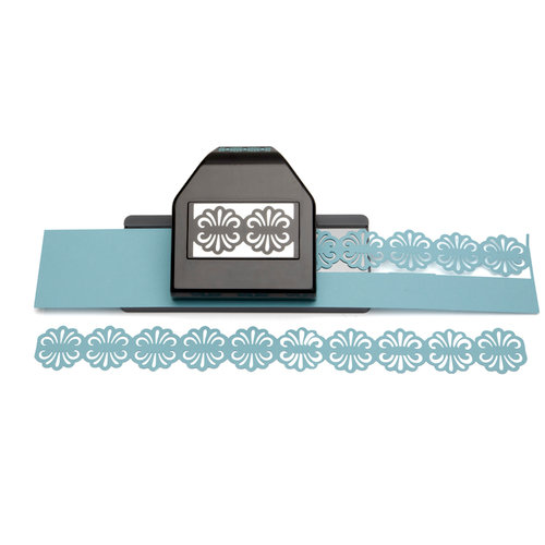 EK Success - Paper Shapers - Slim Profile - Large Edger Punch - Medallion Chain