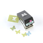 EK Success - Paper Shapers - Slim Profile - Layering Punch - Butterfly