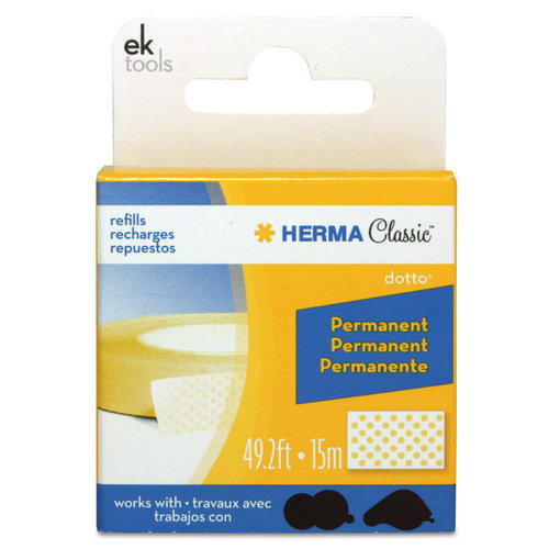 EK Success - Herma Dotto Permanent Adhesive Refill