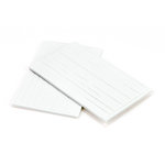 EK Success - Foam Strips - White - 1/8 Inch Thick