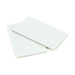 EK Success - Foam Dot Circles - White - 1/8 Inch Thick