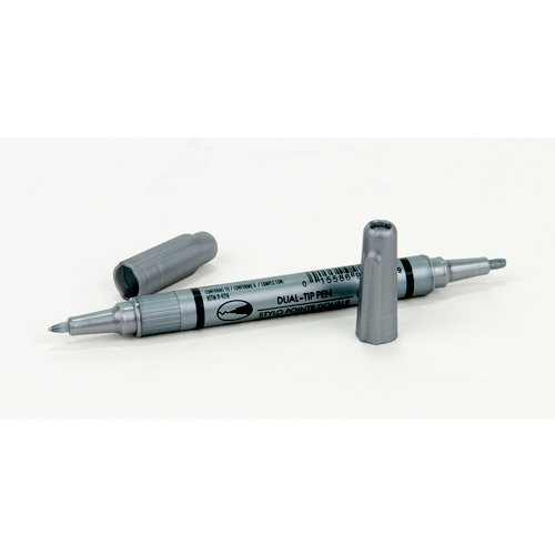 EK Success - Dual Tip Marker - Silver