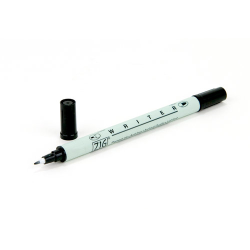 EK Success - ZIG Dual Tip Writing Pen - Black
