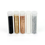 EK Success - Glitter Set - Metallics - 5 pack