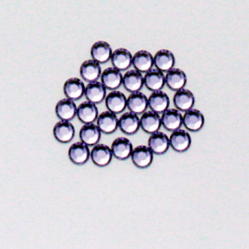 EK Success - Jolee's Jewels - Crystallized Swarovski Elements Collection - Flat Back Jewels - 4 mm - Tanzanite
