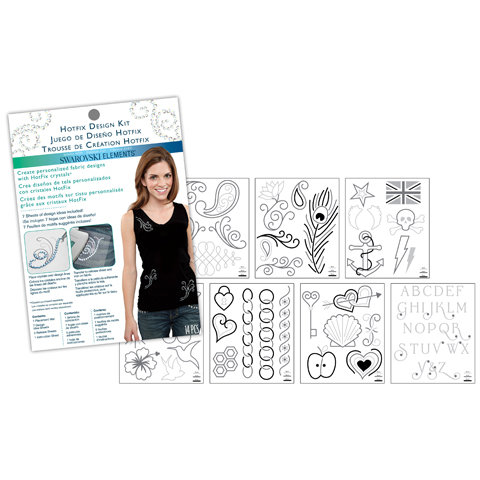 EK Success - Create Your Style - Hotfix Design Kit
