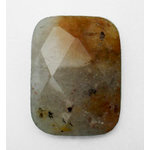 EK Success - Jolee's Jewels - Jewelry Stone Pendant - Faceted Rectangular - Lepid