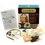 EK Success - Laliberi - Julie Comstock - Jewelry - Hair Accessory Kit - Light Blooms