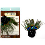 EK Success - Laliberi - Julie Comstock - Jewelry - Embellish a Plume - Peacock