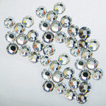 EK Success - Jolee's Jewels - Crystallized Swarovski Elements Collection - Flat Back Jewels - 3 mm - Crystal