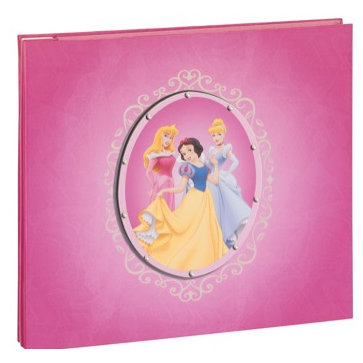 EK Success - Disney - 8x8 Album - Princess