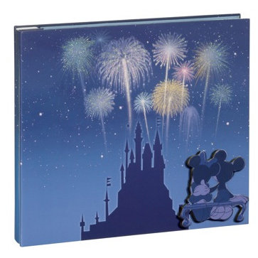 EK Success - Disney - 8x8 Album - Theme Park