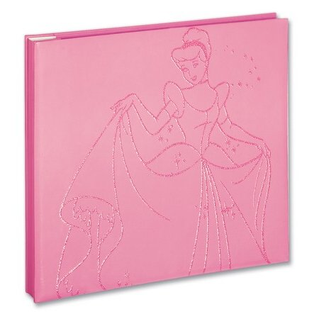 EK Success - Disney - 8x8 Album - Princess Pink