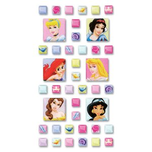 Disney Adhesive Tiles - Princess 1