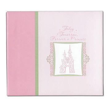 EK Success - Disney Collection - 8x8 Finished Album - Princess, CLEARANCE