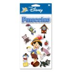 EK Success Disney - 3D Stickers - Pinocchio, CLEARANCE
