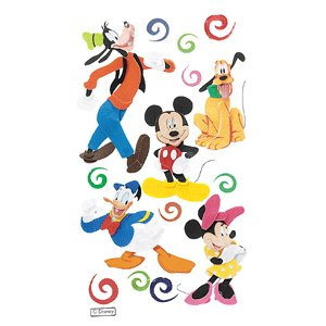 Jolee's Boutique - Disney Mickey Mouse Collection - Mickey and  Friends
