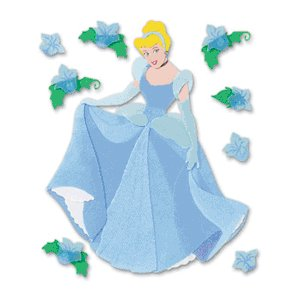 Jolee's Boutique - Disney Princess Collection - Cinderella with Flowers, CLEARANCE