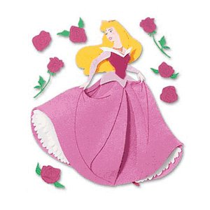 Jolee's Boutique - Disney Princess Collection - Sleeping Beauty with Flowers, CLEARANCE